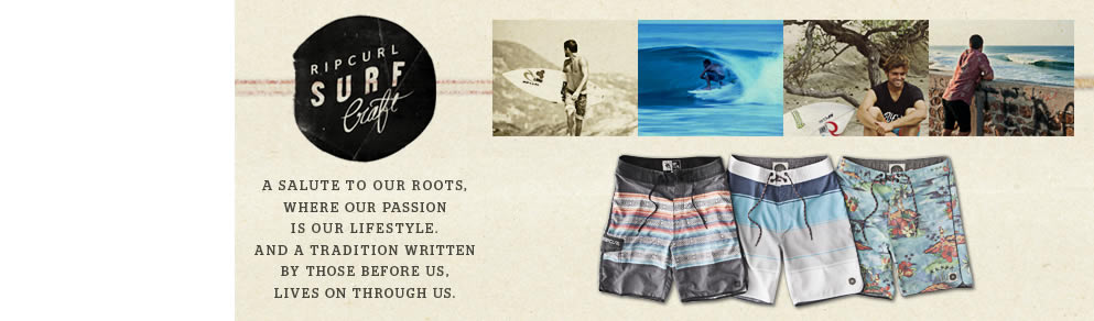 Surf Craft Collection