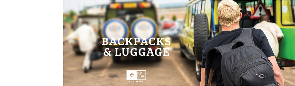 Backpacks & Luggage