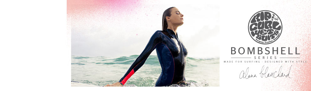 Bombshell Wetsuit Series