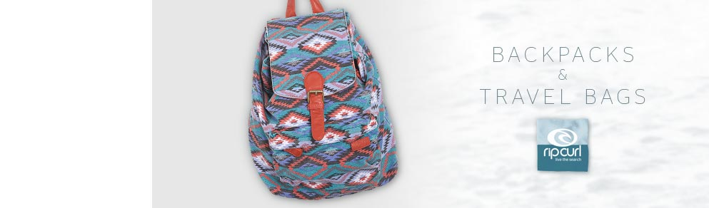 Backpacks & Travel Bags