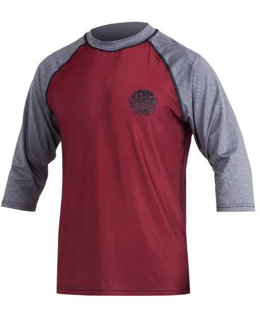 WETTIE 3/4 RAGLAN SURF SHIRT