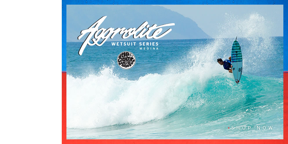 The Aggrolite Wetsuit Series - Shop Now